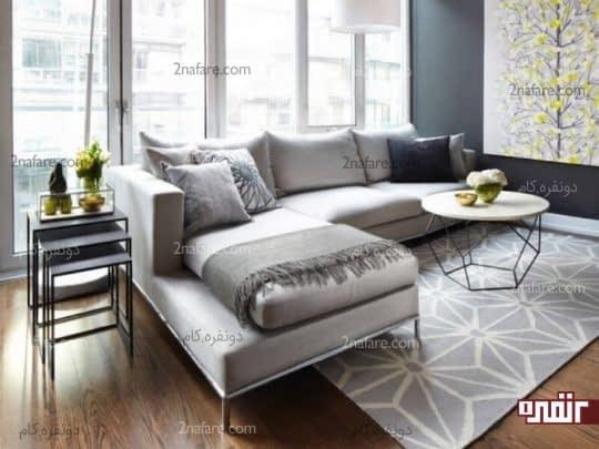 راهکارهایی برای روشن کردن فضای خانه