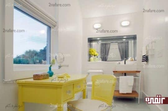 رنگ آمیزی مبلمان به جای دیوارها در خانه های اجاره ای