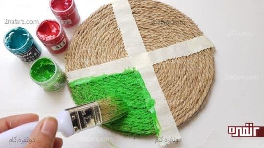 رنگ کردن