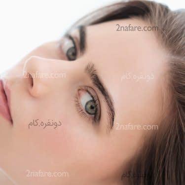 گلاب به عنوان روشن کننده پوست