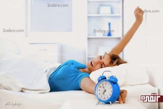 زود بخوابید، زود بیدار شوید