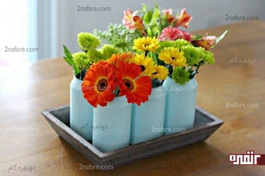 شادابی گل با تغذیه از قند نوشابه