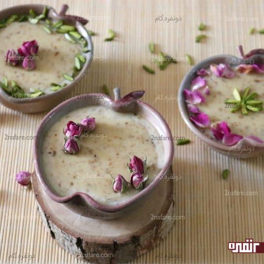 طرز تهیه گل پالدو