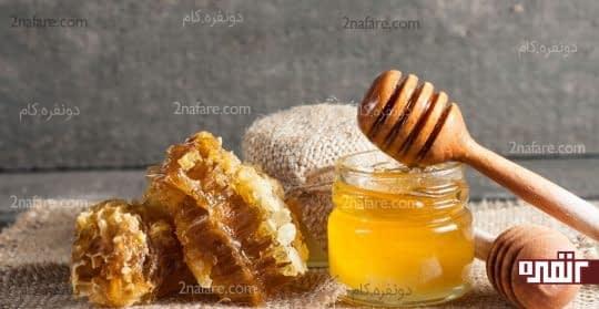 عسل برای درمان دیابت بسیار مرسومه