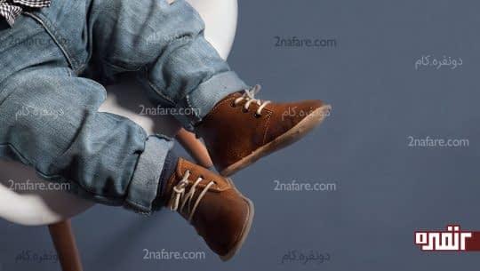 فاکتورهای مهم در انتخاب کفش مناسب برای کودکان