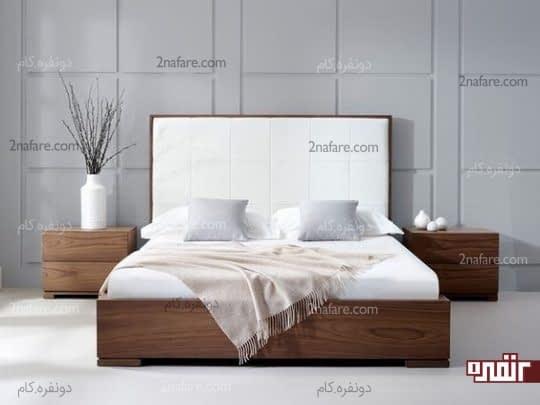 فضای خواب مخصوص اتاق خواب تابستانه