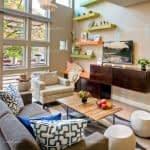ایده های ساده و ارزان برای دکوراسیون خانه های اجاره ای