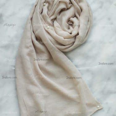 مدل های متفاوت بستن شال و روسری