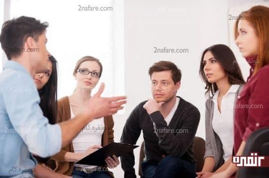 مهارت گوش دادن فعال
