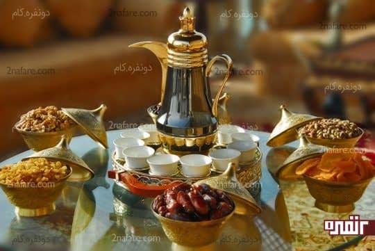 مواد غذایی مفید برای افطار