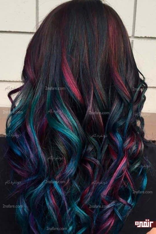 انتخاب شامپوی مناسب موهای رنگ شده