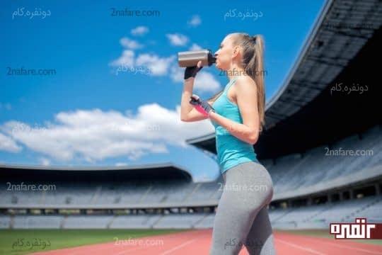 ورزش کارها باید پروتئین بیشتری بخورن