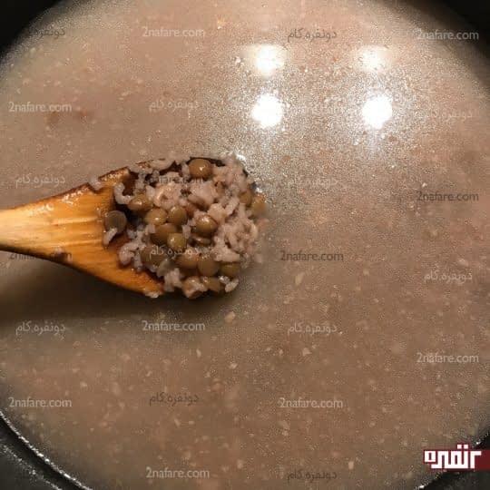 پختن حبوبات