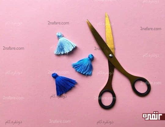 کوتاه کردن دنباله منگوله ها