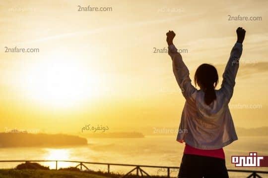 لحظات پر از شادی و آرامش