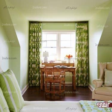 4 رنگ آرامش بخش برای اتاق خواب
