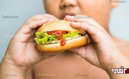 راهکارهایی مناسب برای کاهش وزن کودکان چاق