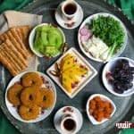 طرز تهیه شامی لوبیا مخصوص افطار مرحله به مرحله