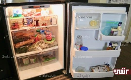 نگه داری صحیح مواد غذایی با مرتب نمودن یخچال