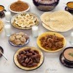 بخور و نخور های سحری در ماه رمضان