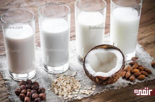 انواع شیر