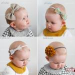 آموزش ساخت هدبند نوزادی در چند شکل مختلف
