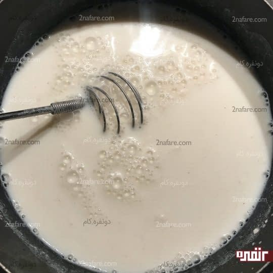 اضافه کردن شکر