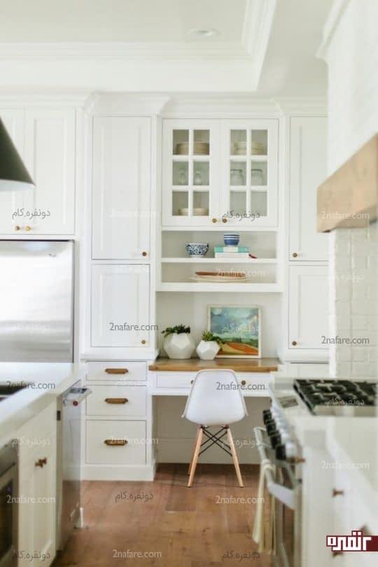 ایده های بکر برای ایجاد فضای کار در منزل