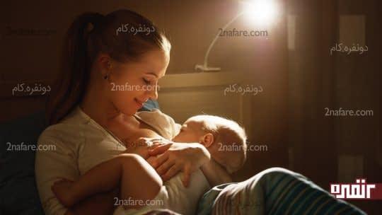 تاثیرات دمنوش گیاهی افزایش شیر مادر