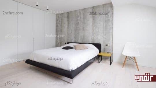 تمیز کردن گرد و غبار از سطح دیوارها