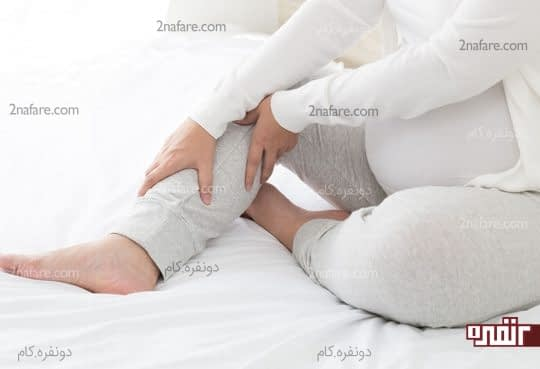 جلوگیری از گرفتگی عضلات در بارداری با مصرف زعفران