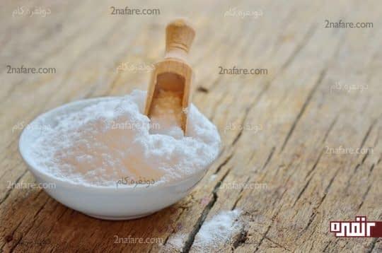جوش شیرین میتونه سفیدی های روی ناخن رو پاک کنه