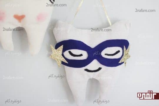 درست کردن عینک برای دندان