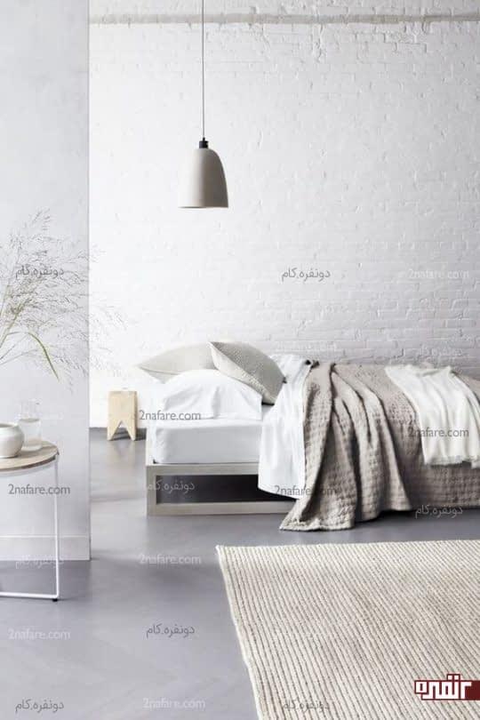 دیوار آجری سفید، انتخابی مدرن و پرکاربرد