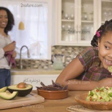 راهکارهای عملی برای افزایش وزن کودکان و نوجوانان