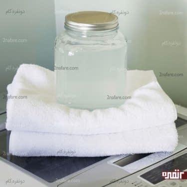 سفید کننده خانگی جایگزین سفید کننده های شیمایی