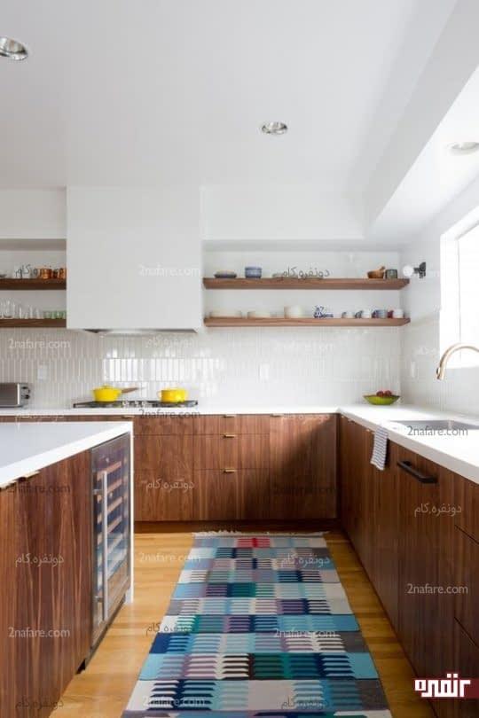 طراحی آشپزخانه بر اساس فنگ شویی