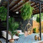ایده های جذاب برای طراحی دکوراسیون حیاط خلوت