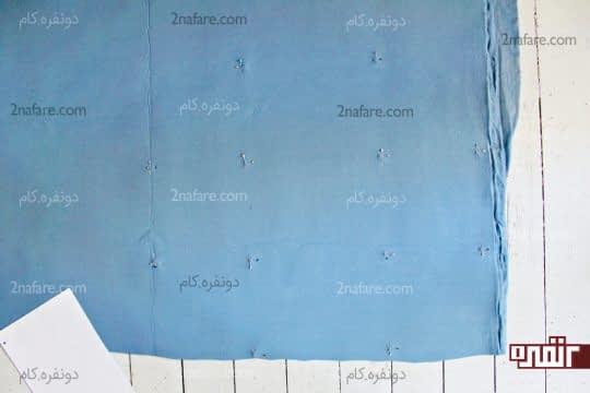 علامت گذاری اضلاع جاگلدونی چارگوش