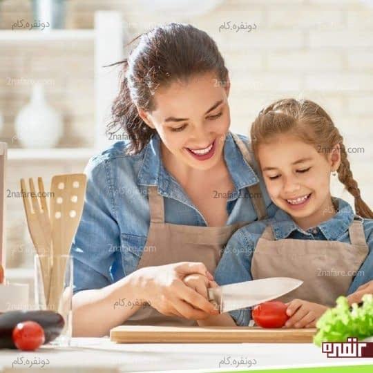 فعالیت آشپزی