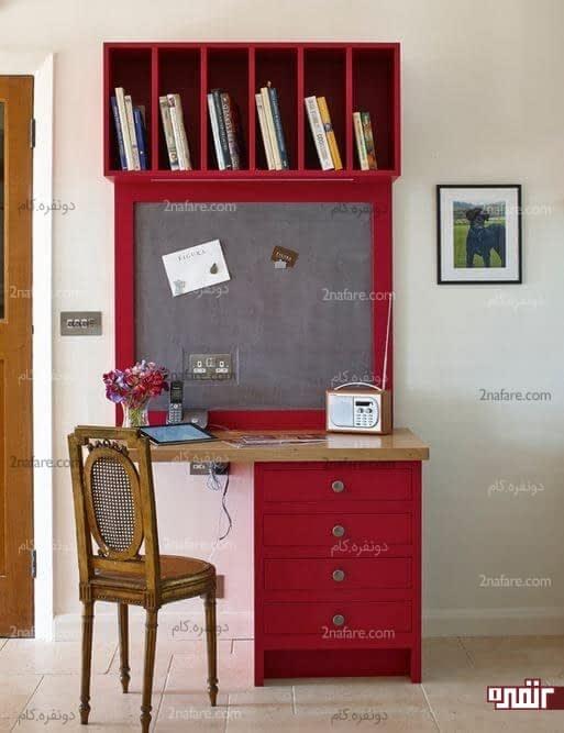 قبل از نقاشی مبلمان، طراحی و دکور اتاق را در نظر بگیرید