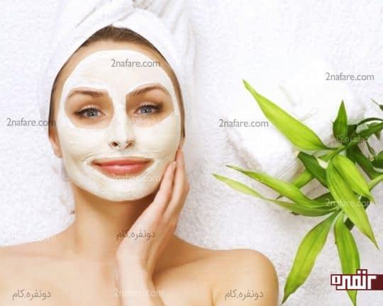 ماسک صورت برای روشن کردن پوست