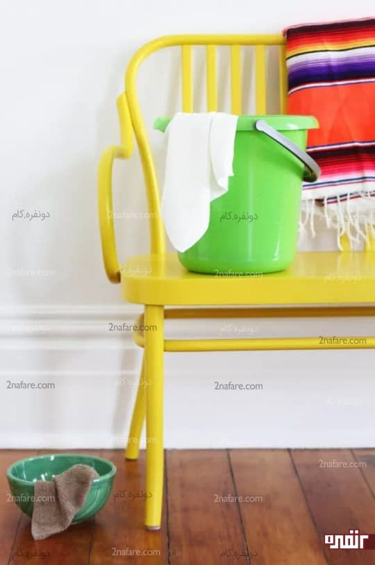 مراحلی ساده برای تمیز کردن دیوارها