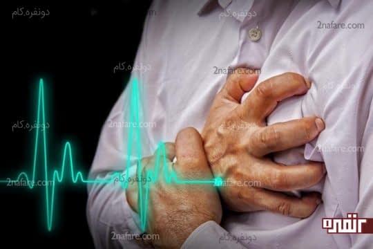 مشکلات مربوط به قلب