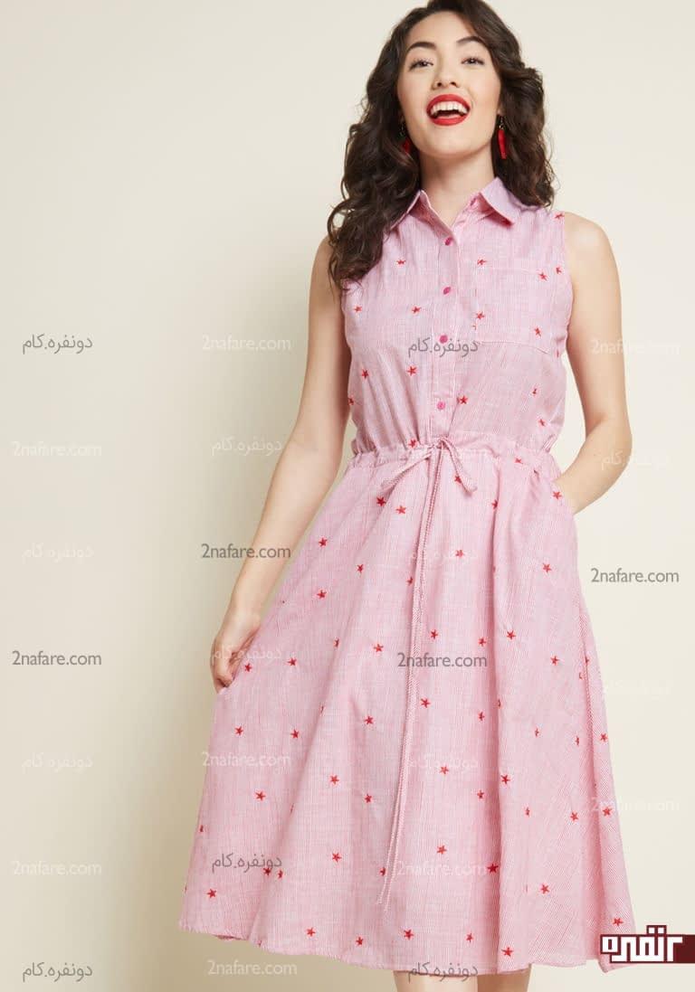 بهترین رنگ ها و مدل های لباس خنک برای تابستان