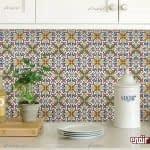 با این روش های ساده آشپزخانه سفید خود را تغییر دهید