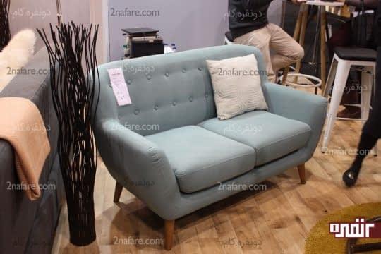 کاناپه ی راحتی دونفره لاوست