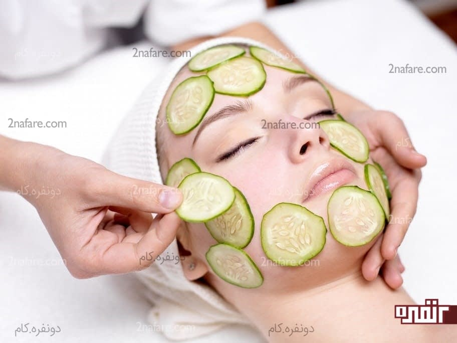 7 مزیت شگفت انگیز خیار برای داشتن پوستی سالم
