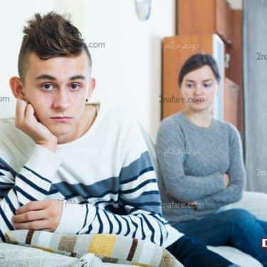 بحران های شخصیتی نوجوانان در بلوغ