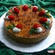 کیک ماکارونی
